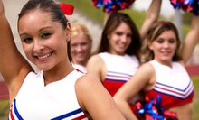 Cheerleading and Gymnastics Day Camp or One Month of Classes at Where A Star Is Born (Up to 64% Off)