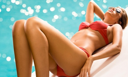 One or Three Brazilian Waxes at A.R. Hair Salon (Up to 52% Off)