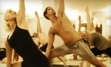 10 or 20 Classes at Bikram Yoga Mid Atlantic (Up to 80% Off)