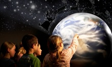 $25 for a One-Year Individual Membership to Drake Planetarium & Science Center ($50 Value)