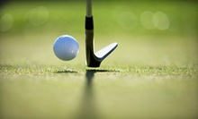 18-Hole Round of Golf for Two or Four Including Cart Rental at The First Tee of Central Arkansas (Up to 53% Off)