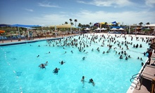 $32 for Full-Day Water-Park Visit with Evening Luau on Saturday, June 29 at Wet 'n' Wild Phoenix (Up to $62.80 Value)