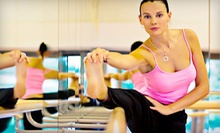 3 or 10 Barre or Piloxing Fitness Classes at Local Barre (Up to 56% Off)