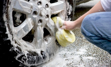 Washington DC: Mobile Car Wash and Detail Package for Cars or SUVs and Trucks from Detail Pros (47% Off)