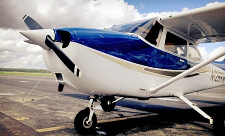 $595 for a Flight-Training Package from Air Associates of Missouri ($1,191 Value)