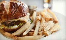 Homestyle Pub Food at Live Oak Bar and Grill (Half Off). Two Options Available.