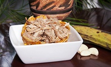 $8 for $16 Worth of Caribbean-Smokehouse Fusion Cuisine at Tropical BBQ