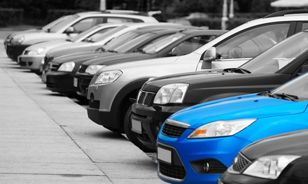 $25 for Five Days of Outdoor Airport Parking at Fasttrack Airport Parking ($39.75 Value)