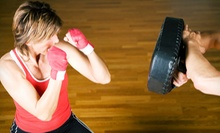 Five, 10, or One Month of Unlimited Kickboxing or MMA Boot Camp Classes at Adventure Mixed Martial Arts (Up to 70% Off)