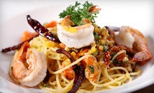 Italian Food at Piazza Margherita (Up to 51% Off). Two Options Available.