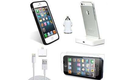 Kit de sobrevivência para iPhone 5, 5S ou 5C por 9,90€