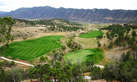 $49 for a Round of Golf with Cart at Lakota Canyon Ranch & Golf Club ($99 Value)