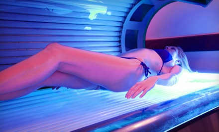 One Month of Unlimited Tanning in a Level 1 or Level 2 Bed at The Beach Tanning at Crossgates (Half Off)