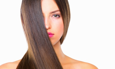 $23 for a Shampoo, Haircut, Blow Dry, and Style at Envy Hair Salon ($45 Value)