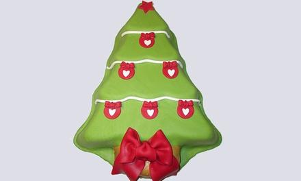 Bolos com Alma — Picoas: um bolo árvore ou sino de Natal com 1 ou 2 kg desde 19 € ou os dois bolos com 1 kg por 34 €