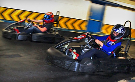 $20 for Two Eight-Minute Races at Fastimes Indoor Karting (Up to $44 Value)