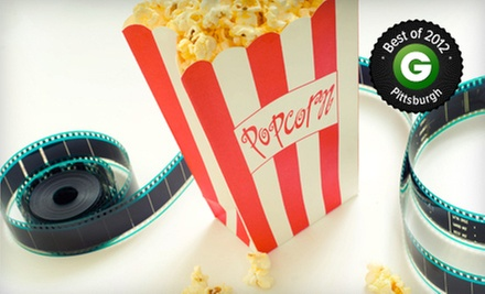 Drive-In Movie for Two or Four with Popcorn and Soda at Twin Hi-Way Drive-In (Up to 57% Off)