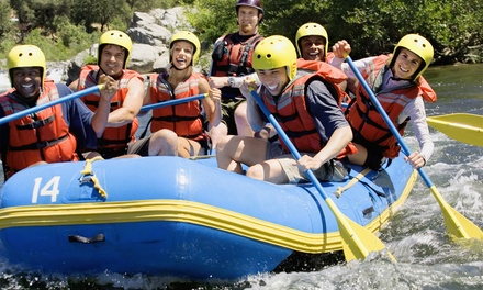 Up to 54% Off Half-Day of River Rafting and River Boarding
