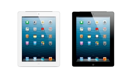 iPad 4 recondicionado de 64 GB por 329€