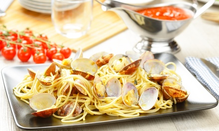 $17 for $30 Worth of Italian Cuisine at Ristorante Al Fresco