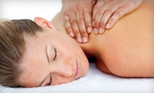 One, Two, or Three 60-Minute Swedish or Deep-Tissue Massages at Healing Massage (Up to 58% Off)