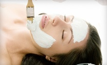 One or Three 60-Minute European Facials at Solar Flair Tanning & Salon (Up to 54% Off)