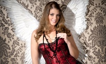 $99 for a Two-Hour Boudoir Photo-Shoot Package with Styling and Prints at Sexy Amore ($409 Value)