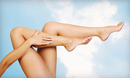 Two, Three, or Four Laser Spider-Vein Treatments at Status Body Studio (Up to 82% Off)