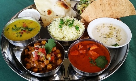 $9 for $15 Worth of Lunch at Marigold Maison Indian Cuisine