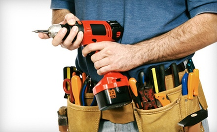 Handyman Services from Handyman Connection (Up to 68% Off). Two Options Available.