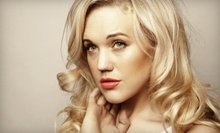 Haircut and Style with Optional Color or Highlights at Shampoo Salon in Shrewsbury (Up to 54% Off)