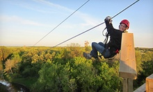 Two-Hour Ziplining Tour for Two or Four at A Maze in Corn (Up to 53% Off)
