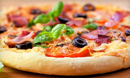 $10 for $20 Worth of Pizza and Sandwiches at Mulligan's Pub