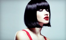 One or Two Haircuts with Shampoo and Style at Elegante' Hair Studio (Up to 59% Off)
