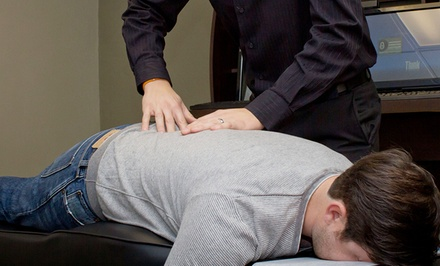 One Exam, Consultation, and Digital X-rays with One or Three Adjustments at Matzke Chiropractic (Up to 88% Off)