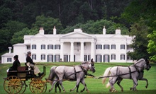90-Minute Historical Columns and Carriages Tour for Two or Four at Morven Park (Up to Half Off)