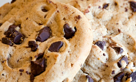 $12 for $20 or $30 for $50 Worth of Cookies and Cookie Bouquets at Cookies By Design