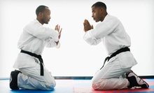 One or Two Months of Jujitsu, Boxing, and Fight-Fit Classes at Mid-South Boxing and Fitness Academy (Up to 72% Off)
