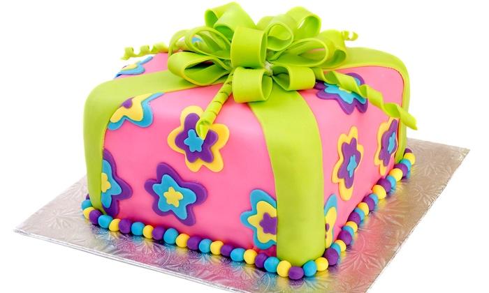 Cake Decorating Class Groupon : Cake-Decorating Class - Faboo Cakes Groupon