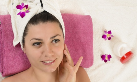 A 75-Minute Facial and Massage at Breezy Palms Massage (50% Off)