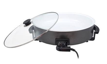 Frigideira elétrica multifunções Pizza Pan por 24,90€