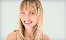 Haircut and Blow-Dry with Deep-Conditioning Treatment or Partial or Full Highlights at Salon Affair (Up to 58% Off)