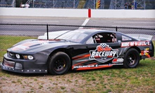 Eight-Lap Ride-Along with a Racecar Driver for One or Two at Berlin Raceway (Up to 58% Off)