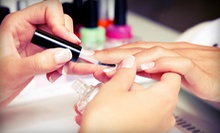 $28 for a Mani-Pedi at Valentine Nails ($56 Value)
