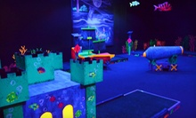 Mini Golf with Pizza and Drinks for 2 or 4, or a Mini-Golf Party with Pizza for Up to 10 at Shipwrecks (Up to 53% Off)