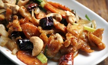 $25 for $50 Worth of Chinese Food and Drinks at Winchester Chef