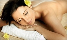 $49 for Choice of a One-Hour Massage or Facial at Smooth Synergy Cosmedical Spa ($120 Value)