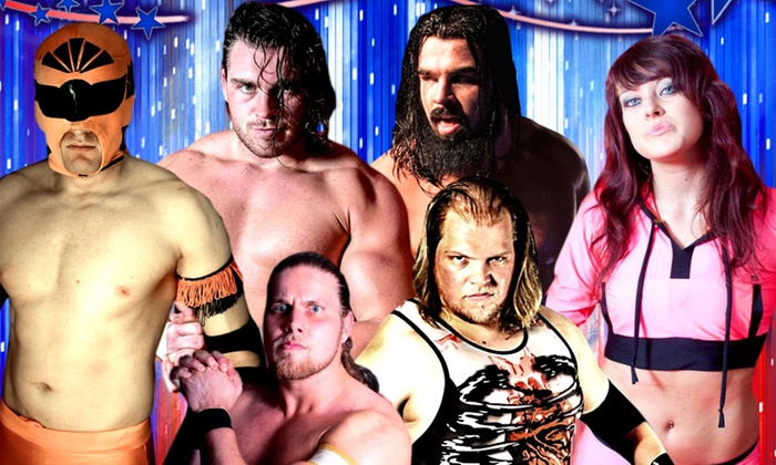 W3L AMERICAN STYLE WRESTLING - Multiple Locations: World Wide Wrestling League: Two Tickets To American-Style Wresting for £11.90 (50% Off)