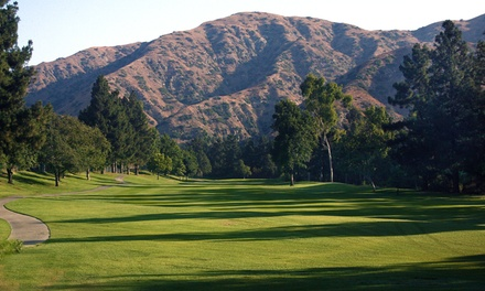 18-Hole Round of Golf with Cart Rental for Two or Four at DeBell Golf Club (Up to 54% Off)