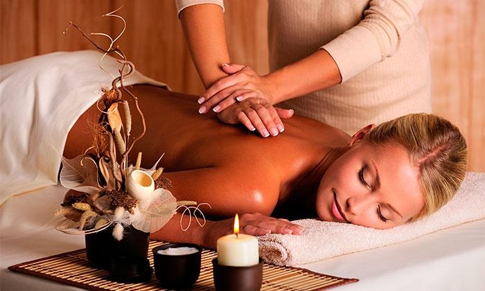 Vital Massage — Rotunda da Boavista: três ou cinco massagens de 1h à escolha desde 29€